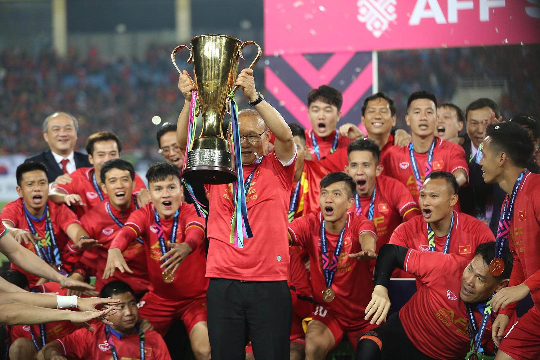 Bong đa Việt Nam Sau Aff Cup 2018 Thống Trị đong Nam A Tấn Cong Chau Lục