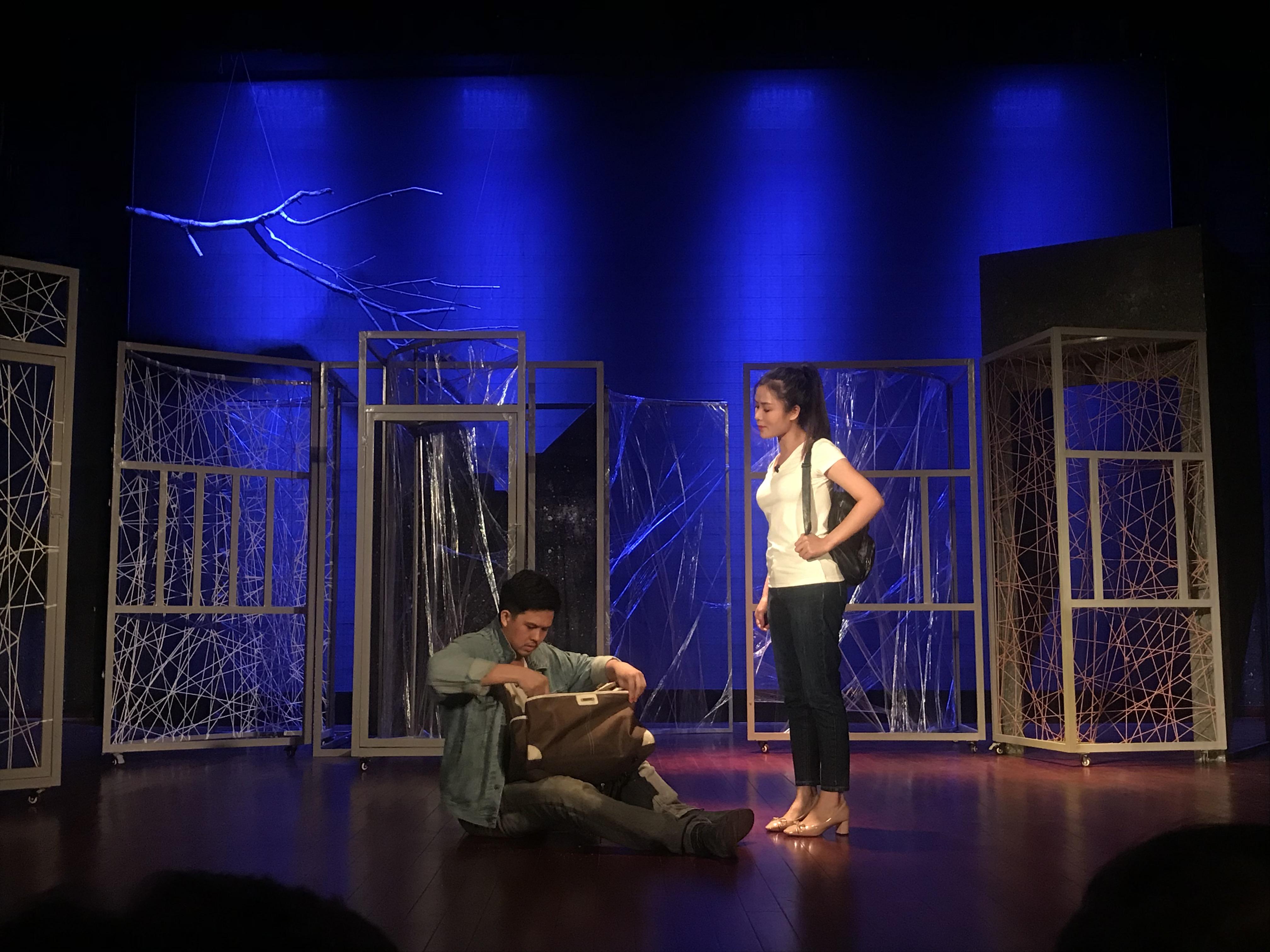 Vở Người tốt nhà số 5 của Nhà hát kịch Việt Nam sẽ tham gia Liên hoan sân khấu Thủ đô lần thứ IV.