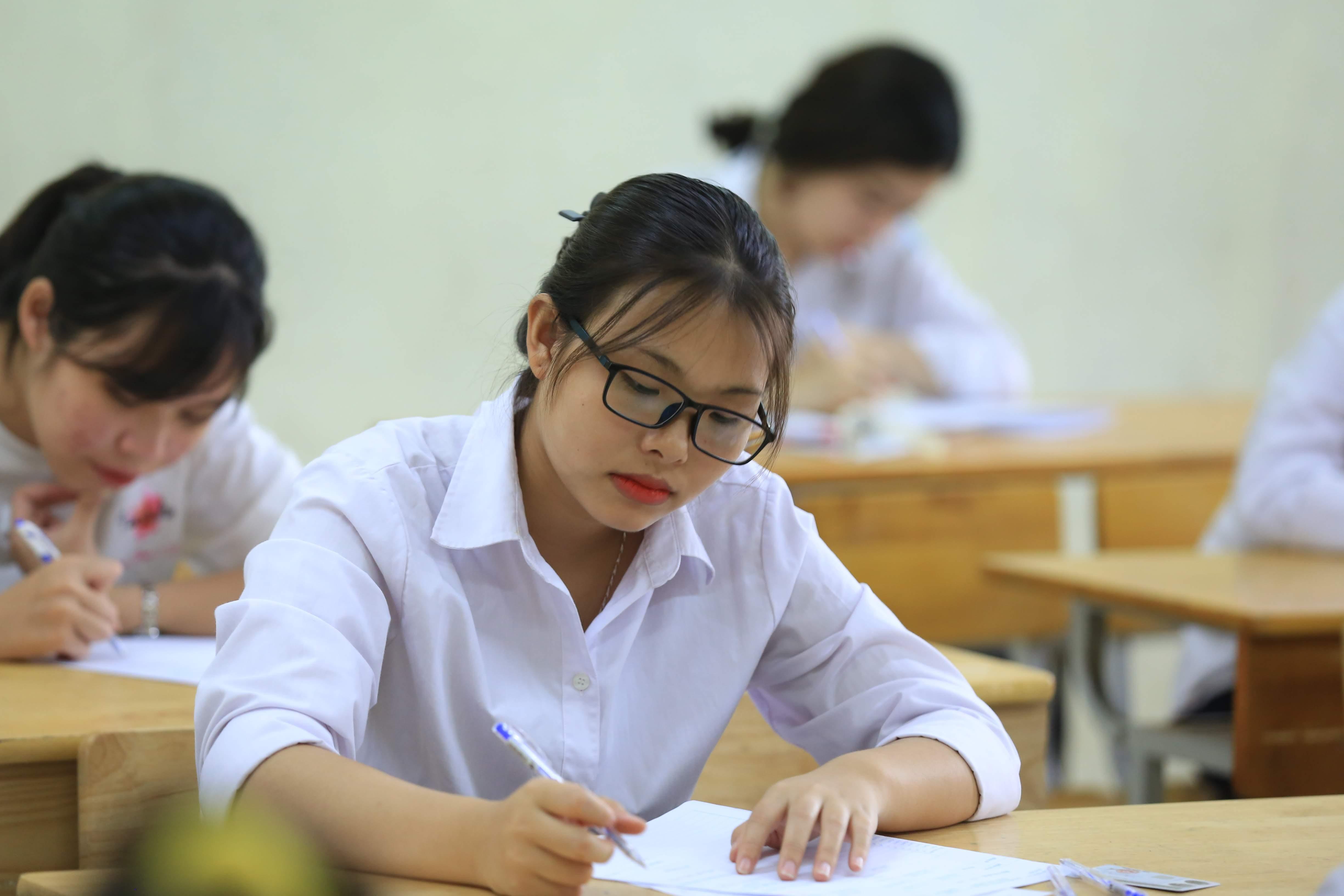 Bộ GDĐT lưu ý, công tác tổ chức xét tuyển phải thực hiện theo quy định hiện hành, công khai, minh bạch. Ảnh: Phạm Quang Vinh.