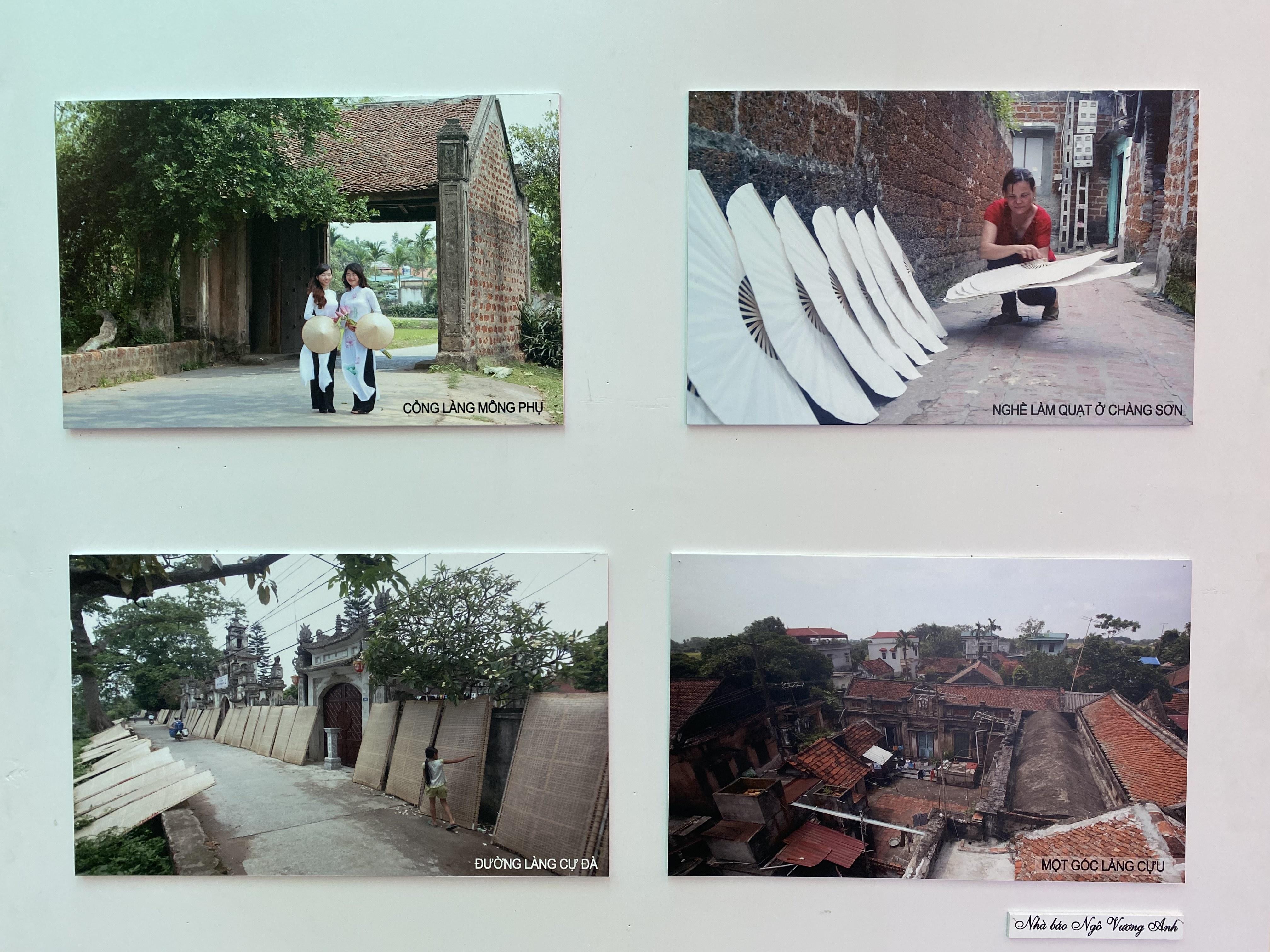 Những làng cổ có nguy cơ biến mất trước quá trình đô thị hóa.