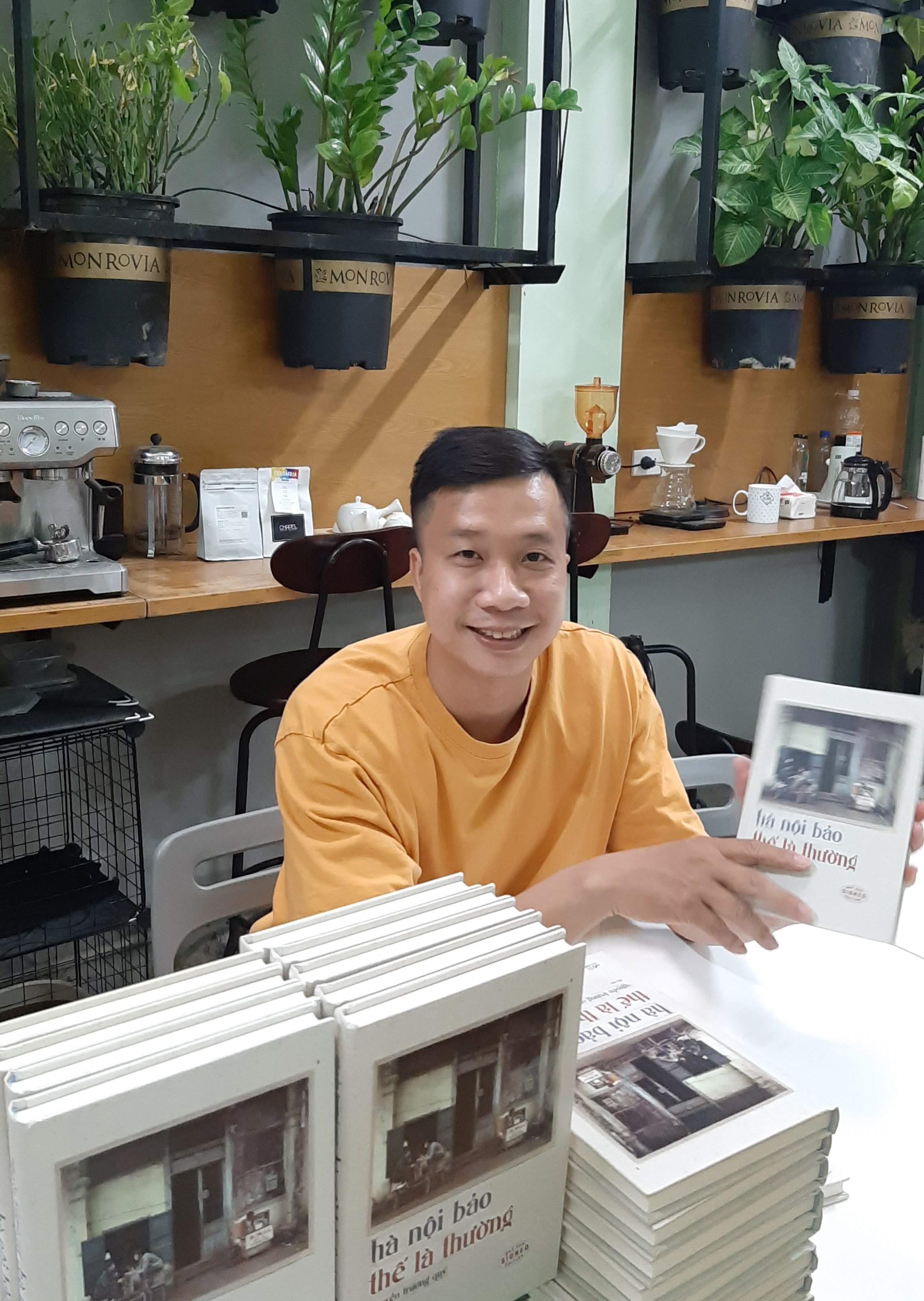 Nhà văn Nguyễn Trương Quý.