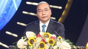 BẢN TIN MẶT TRẬN: Chủ tịch Trần Thanh Mẫn trao giải báo chí quốc gia