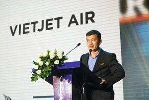 Vietjet tiếp tục đoạt giải thưởng 'Nơi làm việc Tốt nhất châu Á'