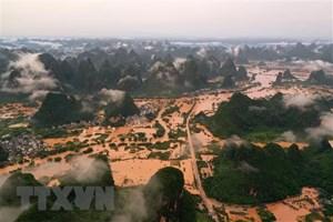 Tin Tức Bai Viết Mới Nhất Về Lũ Lụt ở Trung Quốc