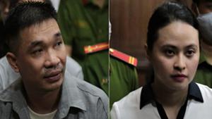 'Trùm ma túy' Văn Kính Dương và 'hotgirl' Ngọc Miu tiếp tục hầu tòa