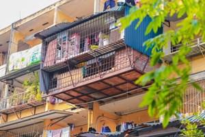 Cải tạo chung cư cũ ở Hà Nội: Vì sao vẫn chỉ là câu chuyện... trên giấy?
