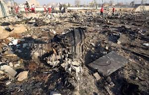 Canada xác nhận hộp đen của máy bay Ukraine bị bắn hạ đã tới Pháp