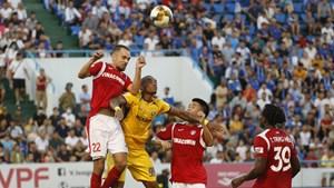 V-League tạm hoãn vì dịch Covid-19