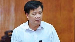 Tỉnh ủy Thái Bình: Bổ nhiệm Phó Chủ tịch tỉnh Nguyễn Khắc Thận 'đúng quy trình'