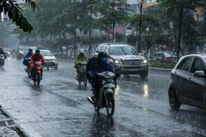Hà Nội và khu vực Bắc Bộ chuẩn bị đón đợt mưa lớn kéo dài
