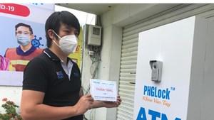 'Cha đẻ ATM gạo' tiếp tục chế tạo 'ATM khẩu trang' phát miễn phí cho người nghèo