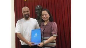 NSƯT Đức Hùng làm Phó GĐ Nhà hát Múa rối Thăng Long