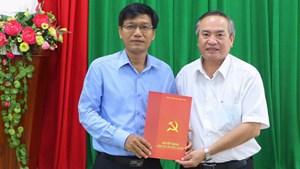 Bình Định: Bí thư Huyện ủy giữ chức Phó Trưởng Ban Tuyên giáo Tỉnh ủy