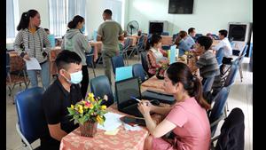 TP Hồ Chí Minh: Tuyển dụng hơn 2.800 vị trí trong tháng 9