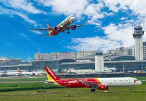Vietjet tăng chuyến bay tới Đà Nẵng