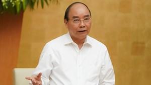 Thủ tướng yêu cầu đẩy nhanh tiến trình phục hồi kinh tế