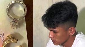 Đà Nẵng: Trộm nhẫn kim cương trên 300 triệu đồng
