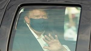 Sự xuất hiện bất ngờ của ông Trump: Một chiêu PR?