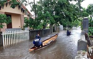 Cảnh báo: Miền Trung có mưa lớn trong 6 ngày tới