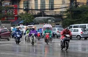 Miền Trung tiếp tục có mưa to, miền Bắc trời lạnh