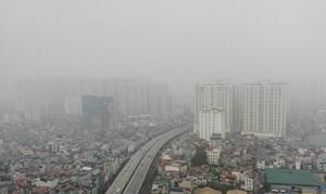 Chất lượng không khí Hà Nội được cải thiện nhờ mưa kéo dài