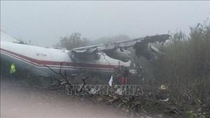 Ukraine: Rơi máy bay, nhiều người thiệt mạng