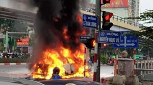 Hà Nội: Khởi tố vụ án nữ tài xế gây tai nạn thảm khốc ở cầu vượt Lê Văn Lương