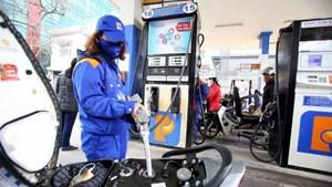 Giá xăng dầu giảm sâu