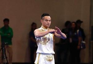Giành HCV, Quốc Khánh chưa được trao huy chương vì sự cố hy hữu