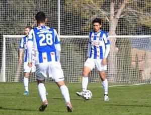 Văn Hậu đá 30 phút, Heerenveen thắng trong trận giao hữu tại Tây Ban Nha