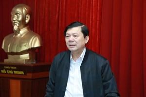 BẢN TIN MẶT TRẬN: Hiệp hội Doanh nghiệp nhỏ và vừa Việt Nam triển khai kế hoạch và ký kết giao ước thi đua của cụm kinh tế năm 2020