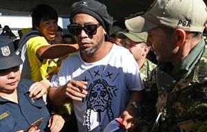 Ronaldinho lần đầu lên tiếng sau thời gian ngồi tù vì dùng hộ chiếu giả