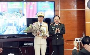 Đại tá Phạm Quang Khải làm Tổng Biên tập Báo CAND