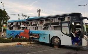 Tai nạn nghiêm trọng trên Quốc lộ 1 khiến 25 người thương vong