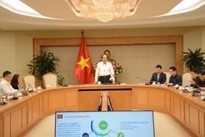 Hệ thống thông tin báo cáo Chính phủ: Nhiều lợi ích của 'số hóa' báo cáo giấy