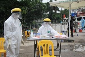 Tròn 24 giờ Việt Nam không ghi nhận ca mắc mới Covid-19, thêm 14 ca khỏi bệnh