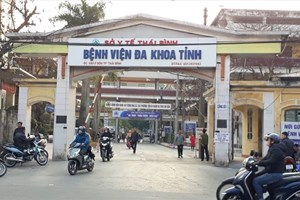 Bắt Phó Trưởng khoa Bệnh viện Đa khoa Thái Bình vì nhận hối lộ