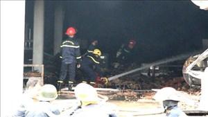 Bình Dương: Khống chế vụ cháy trong khu công nghiệp Sóng Thần 3