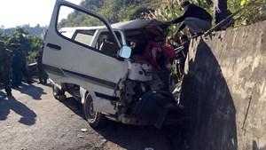 Vụ xe chở đoàn nghệ thuật tình thương gặp nạn: Thêm 1 nạn nhân tử vong