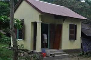 Quảng Bình: Sửa chữa 87 nhà ở cho đồng bào Rục