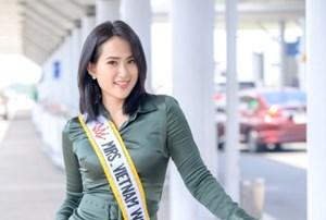 Lê Vũ Hoàng Hạt đại diện Việt Nam tham dự Hoa hậu Phụ nữ toàn thế giới 2019