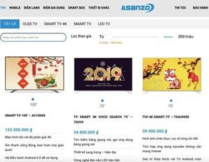 Công bố kết quả xác minh 58 công ty mua bán linh kiện với Asanzo