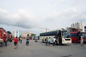 TP Hồ Chí Minh: Các bến xe cam kết không tăng giá vé quá 40%