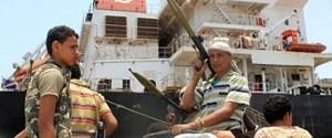 Yemen: Phiến quân Houthi bắt giữ 3 tàu ở Biển Đỏ