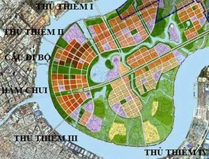 Thành phố Hồ Chí Minh phê duyệt xây dựng cầu Thủ Thiêm 4