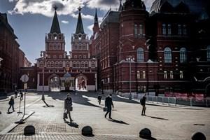 Người dân Nga ủng hộ chính sách phòng chống dịch của Tổng thống Putin