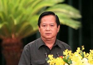 Yêu cầu di lý ông Nguyễn Hữu Tín vào TP HCM