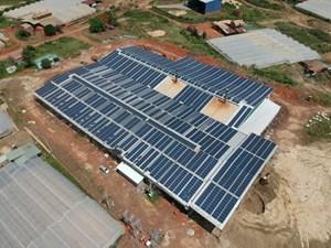 Ngăn chặn 'đường lưỡi bò' ở các thiết bị điện năng lượng mặt trời