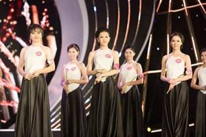 25 người đẹp phía Bắc lọt chung kết Hoa hậu Việt Nam 2018