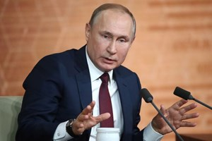 Tổng thống Putin: Nga không lập liên minh quân sự với Trung Quốc